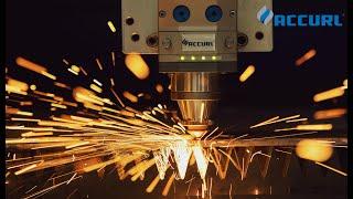 ACCURL MasterLINE Fiber Laser With 4Kw Laser Cutting Machine