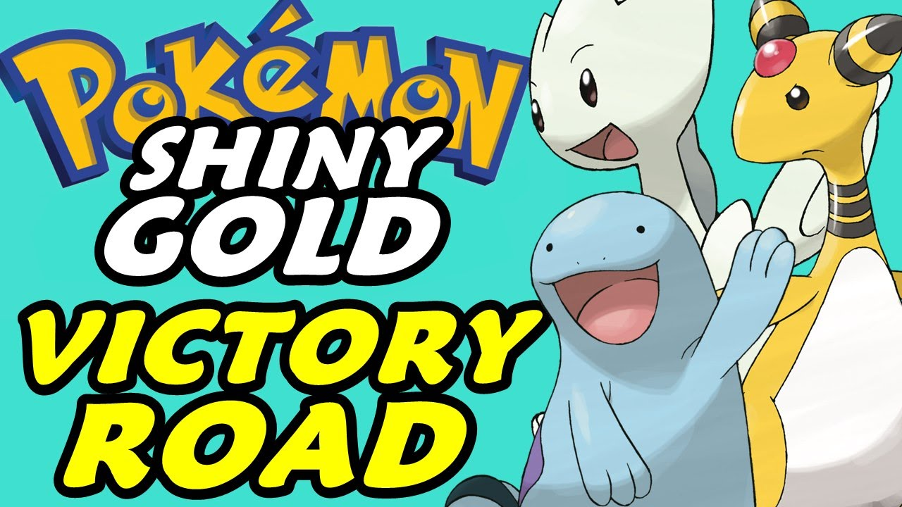 Pokemon shiny gold mt mortar map