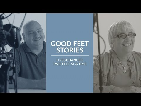 Good Feet Stories - Lives Changed