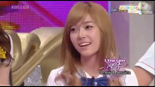 [20090815] Jessica (SNSD) ft. Onew (SHINee) - One Year Later