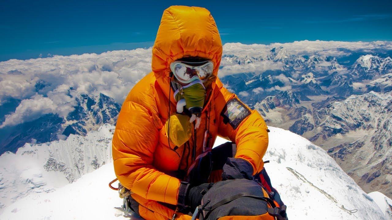 закат на эвересте фото странно, что ранее