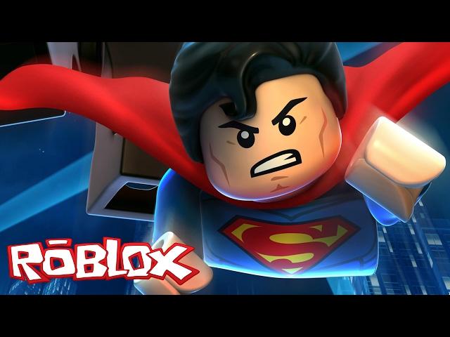 SÜPER KAHRAMAN FABRİKASI (Batman, Superman, Captain America, Spiderman) - Roblox