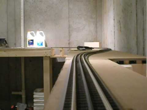 A Ride Around My O-Scale Layout