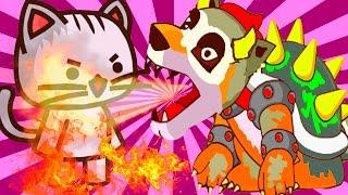 Ударный отряд котят Для Детей Strike force kitty last stand серия #5