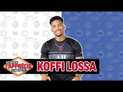 Youtube: Interview«J'apprécie à moitié» avec Koffi Lossa #62