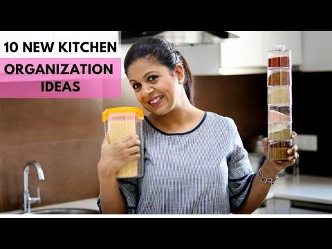 10 New Kitchen Organization  Ideas   Space Saving Ideas   Simplify Your Space