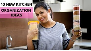 10 New Kitchen Organization  Ideas | Space Saving Ideas | Simplify Your Space