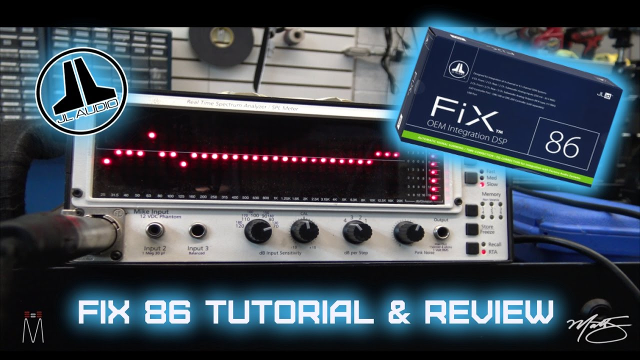 Jl audio fix 86 review