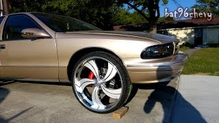 2015 update my 96 caprice on 26 billet wheels talking about future plans 1080p hd