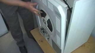 Videoguide: Skift selv rem på kondenstørretumbleren | Sådan gør du!