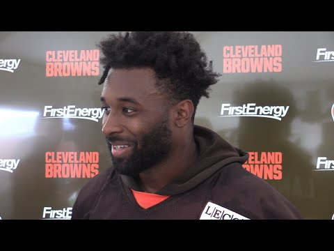 'I'm the best receiver in the NFL,' Jarvis Landry at Browns OTAs