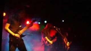 """Novembre """"Aquamarine+Nothijngrad"""" live @ Alpheus 30\11\2007"""