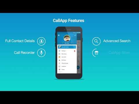 CallApp Identificador y grabadora de llamadas - Aplicaciones en