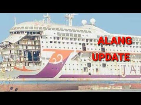 Video Update at Alang Ship Breaking Yard