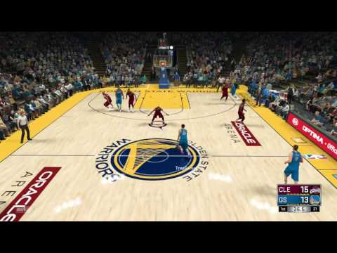 NBA 2K17 RANKED ONLINE GAMEPLAY: LEBRON JAMES   DOMINATES  C