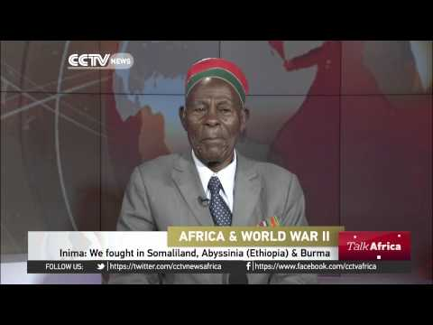 Talk Africa : Africa and World War 2