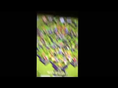 Clash of Clans wall glitch. December 2014
