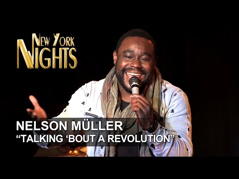 """Talking 'bout a Revolution"" by Nelson Müller @ New York Nights #850 (09.03.2016) [HD]"