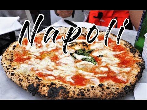 1 Günde Napoli   Naples in One Day   Temmuz 2017