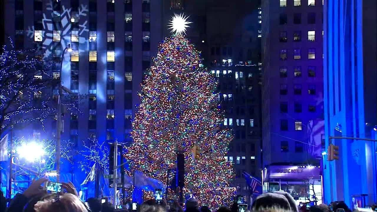 Facts about the 2018 Rockefeller Center Christmas Tree - YouTube