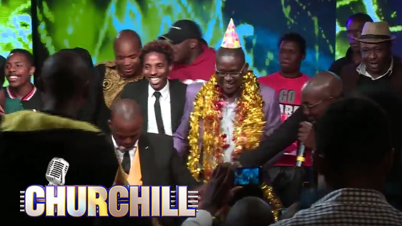 Churchill Show Season 4 Episode 35 (Churchill's Birthday)