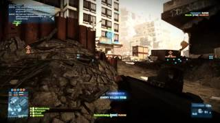 bf3 mall takeover aggressive recon 33 battlefield 3 multiplayer gameplay