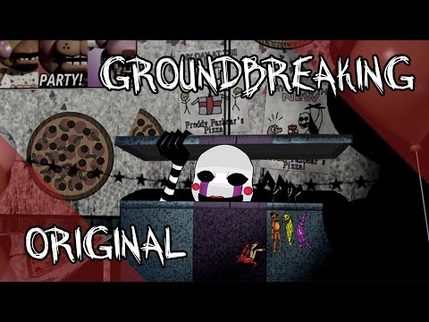 No Strings | Five Nights at Freddy's Song | Groundbreaking