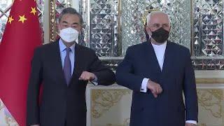 اشاره یک عضو مجلس به مفاد امنیتی توافق?نامه ایران و چین