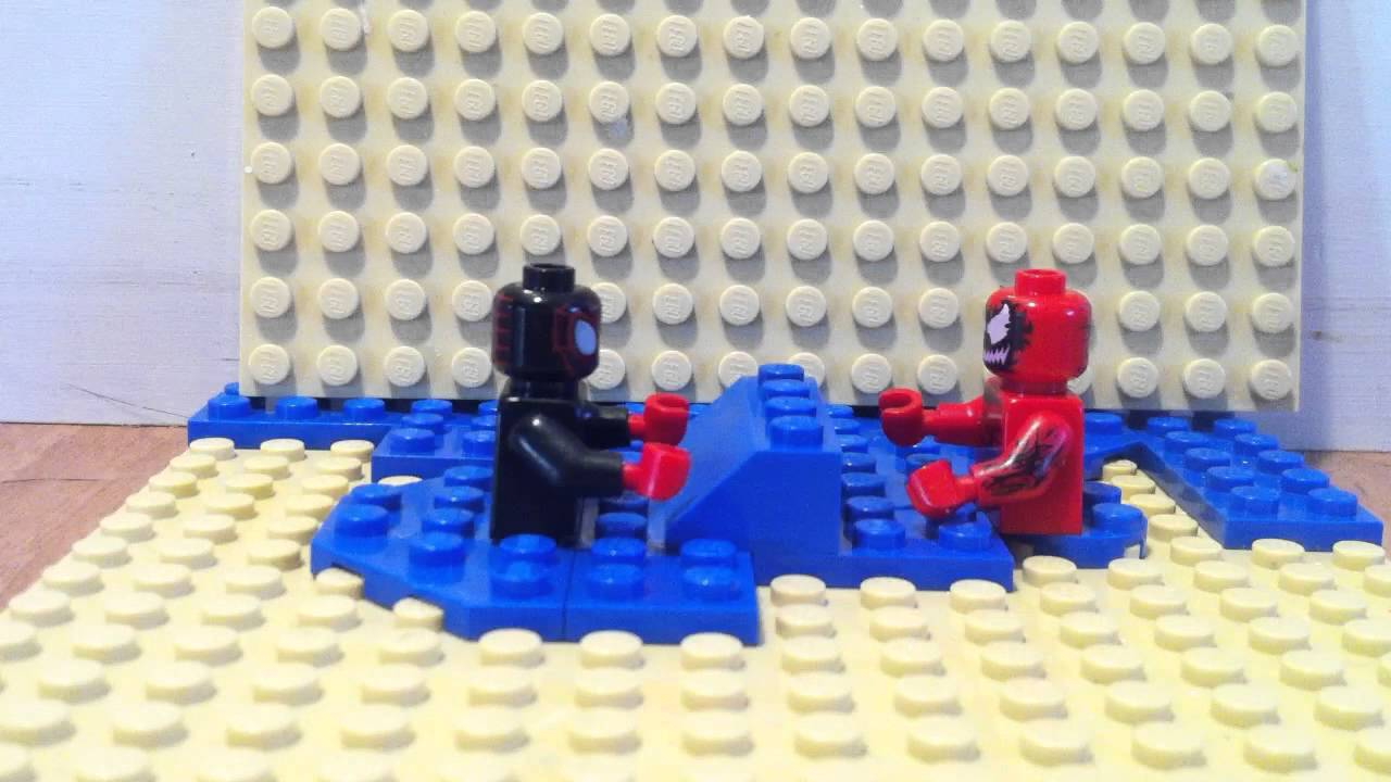 spiderman and carnige beach day youtube