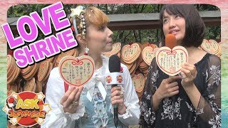 Video JAPAN's LOVE SHRINE RITUALS|How Japanese and foreigners try to get love, money & fortune in Kamakura download MP3, 3GP, MP4, WEBM, AVI, FLV Desember 2017