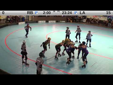 Rose Bud All-Stars vs Los Anarchists