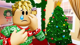 The Saddest Christmas Story Ever Told! *FULL MOVIE* (A Sad Roblox Movie)
