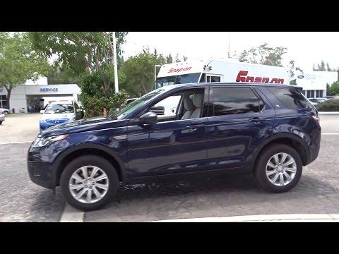 2016 Land Rover Discovery Sport Miami, Aventura, Fort Lauderdale, Broward, Miami Beach, FL NGH625044