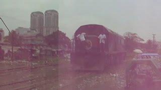 2008/03/19 フィリピン国鉄 ディーゼル機関車 トゥトゥバン駅 / PNR Diesel Locomotive at Tutuban