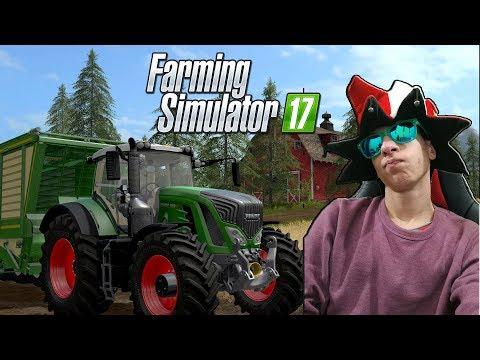 Farming Simulator 17 Slovak Village Mapp kipróbálása Veletek!