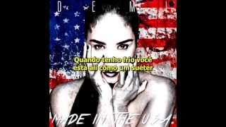 Demi Lovato - Made In The USA (legendado)