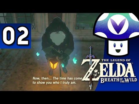 [Vinesauce] Vinny - Zelda: Breath of the Wild (part 2) + Art!