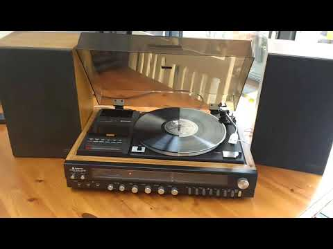 Sanyo Stereo Music Centre Model G3001