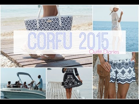 Corfu Outfit Diaries  |  Fashion Mumblr