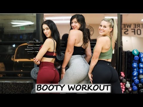 Booty Workout ft. Victoria Dariano and Chrysti Ane ⎮ KNOW foods