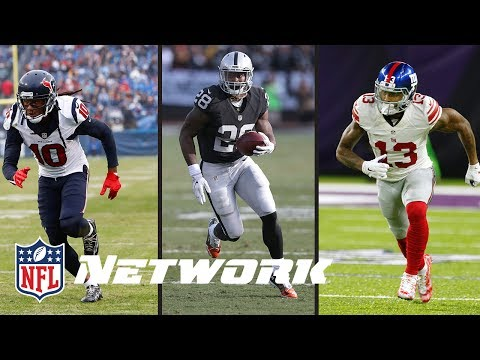 Why the Raiders, Giants & Texans are the Patriots Biggest Threat in 2017 | GMFB | NFL Network