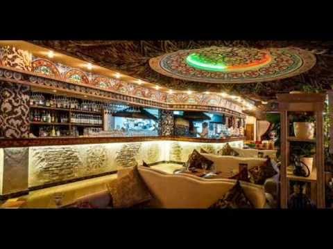 Restaurant Design in Moskau mit authentischer Orient