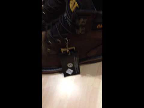 รีวิว: รองเท้าบู๊ท CAT รุ่น Steel Toe By WWW.SNEAKER-FC.COM