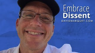 Leadership Nudge 190 - Embrace Dissent