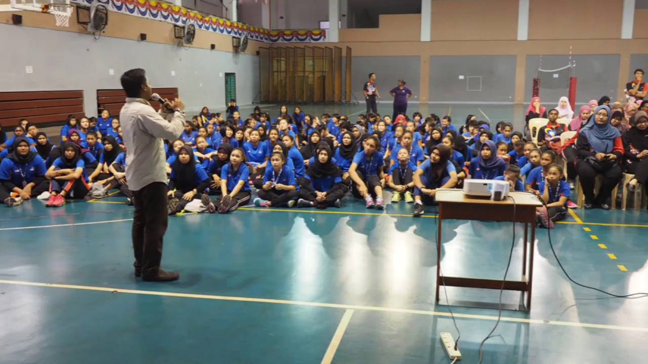 Sharing Experience Sekolah Sukan Bukit Jalil Youtube