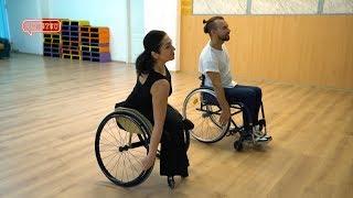 Інклюзія: Танці на візку