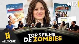 Marion Cotillard en Cléopâtre, Dieu dans le cinéma et Top 3 films de Zombies | Allociné #17 thumbnail