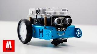 ROBOTICA PARA PRINCIPANTES: el mBot de Makebloks, el robot en arduino facil