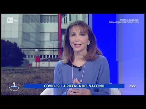 Italia: emergenza Coronavirus - Unomattina 24/02/2020