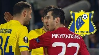 Henrikh Mkhitaryan vs Rostov (Away) ● 09-03-2017 ● HD